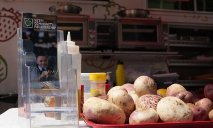 Vetri Mobile Teaching Kitchen Empowers Philadelphians to Cook Tasty Veggies